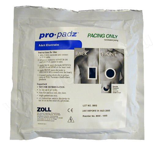 Многофункциональные электроды Pro-padz ZOLL США
