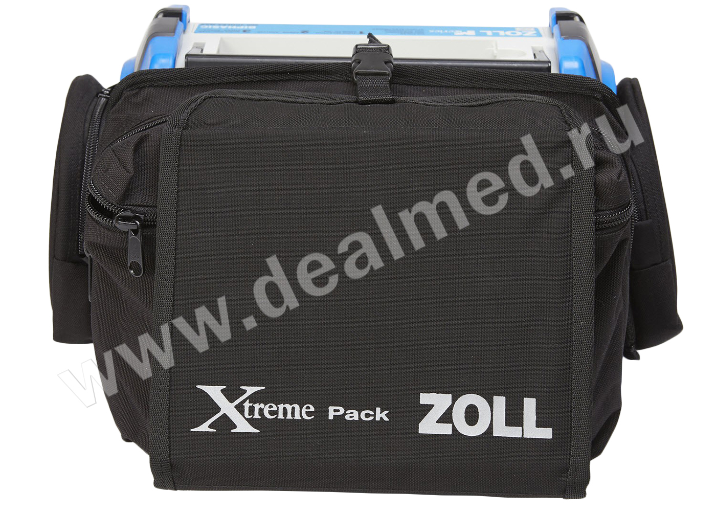 XTreme Pack II Rubber Case ZOLL, США