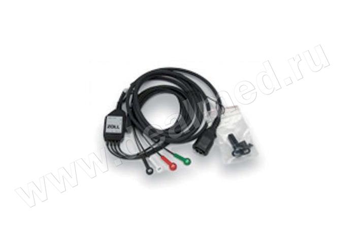 Основная часть кабеля ЭКГ на 12 отведений (4-жильный) ZOLL, США