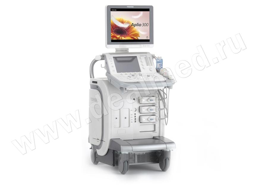 Система цифровая диагностическая ультразвуковая Aplio 300 Toshiba, Япония