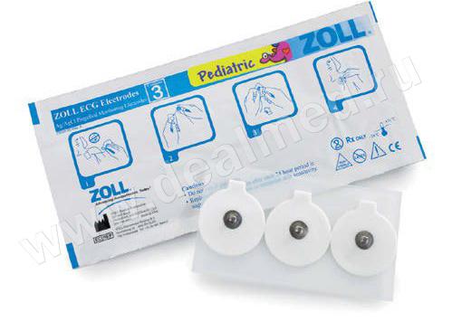 ЭКГ-электроды детские 300 шт ZOLL, США
