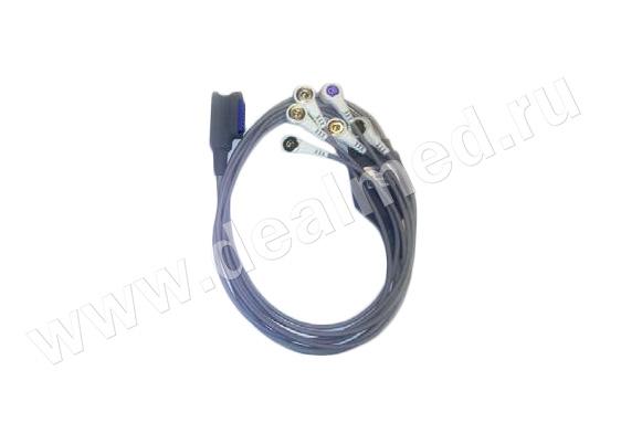 Удлинитель кабеля на 12 отведений - длина 11 м ZOLL, США