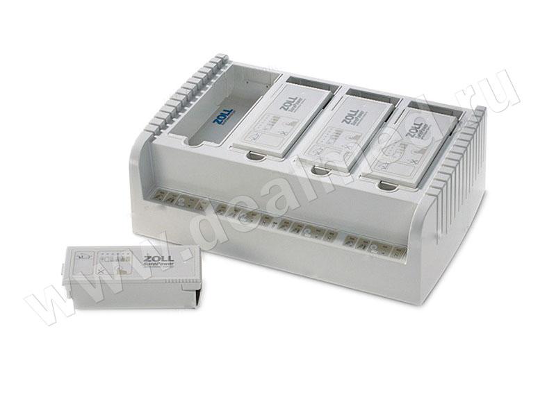 Зарядное устройство SurePower с 4 отделениями, универсальное ZOLL, США